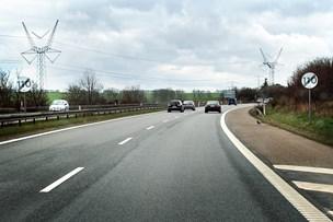 Ung kvinde trådte hårdt på speederen på E39 - nu må hun undvære kørekortet