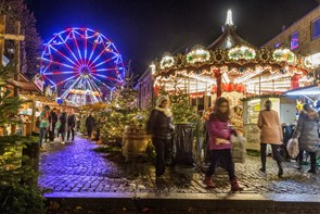 5 hyggelige julemarkeder: Kom i den helt rette stemning