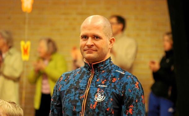 Kristian har været instruktør i 25 år