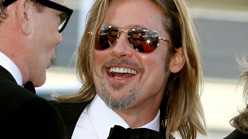 Brad Pitt. Arkivfoto