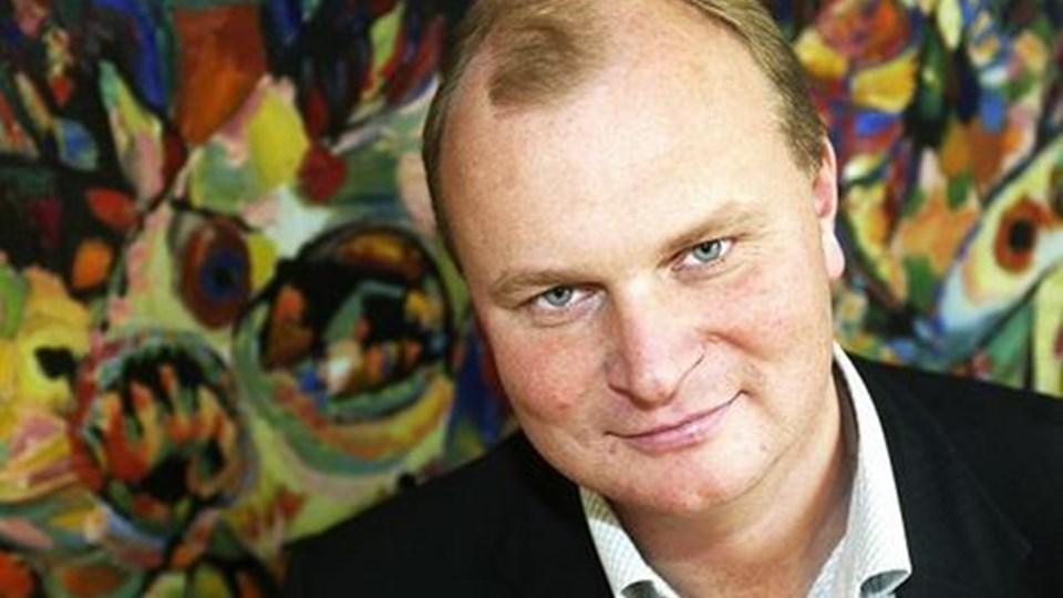 Lasse Bolander er nyt medlem af bestyrelsen i NORDJYSKE Holding.Scanpix