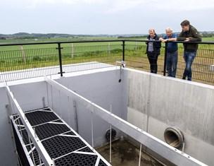Første af sin slags: Klimabassin skal få tjek på regnvandet