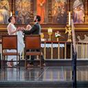 Ja... ja... ja: Bryllupper på samlebånd i Vor Frue Kirke