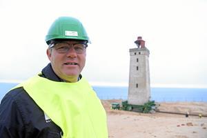 Borgmesteren afslører: Rubjerg Knude Fyr vejer slet ikke 1000 tons