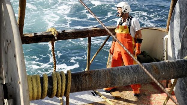 Nye forhandlinger om fiskeri i Nordsøen