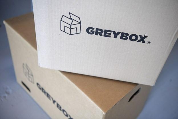 Greybox har depotrum i størrelser fra 2-20 kvadratmeter.