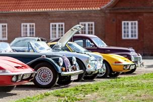 Lokalt selskab forsikrer Danmarks veterankøretøjer