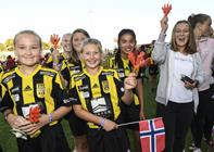 """Dana Cup indvier """"nyt"""" stadion"""