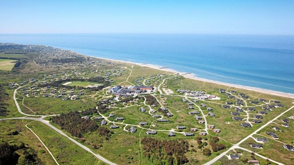Der er stigende efterspørgsel efter meget store feriehuse på Skallerup Seaside Resort. Privatfoto