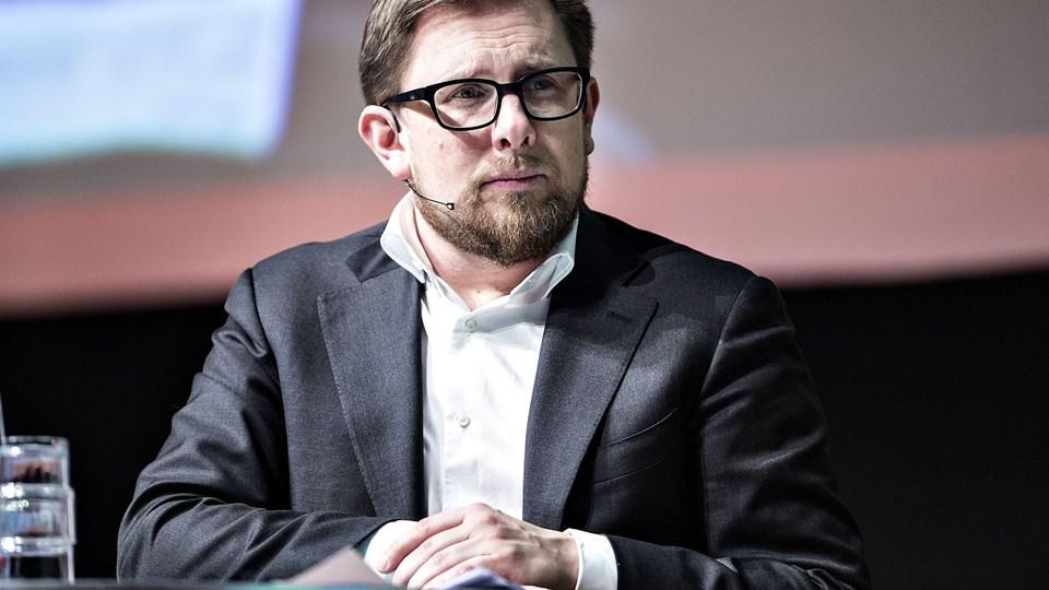 Økonomi- og indenrigsminister Simon Emil Ammitzbøll-Bille ønsker mere udenlandsk arbejdskraft. Foto: Scanpix/Henning Bagger/arkiv