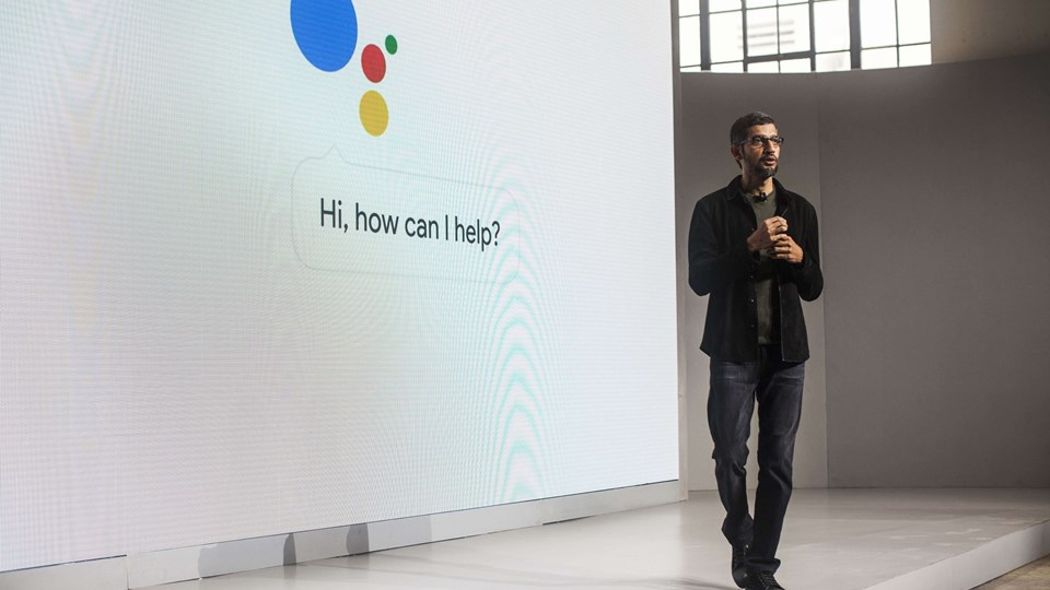 Google Unveils New Products, Including New Pixel Phone Foto: Scanpix/Ramin Talaie