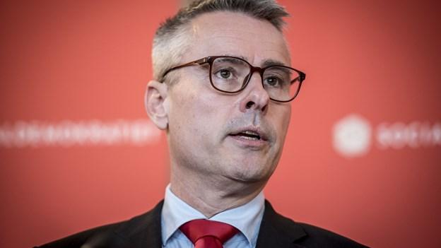 Sass forlader Folketinget og bliver chef for danske kapitalfonde