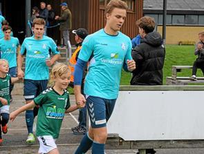 Søren V. Pedersen forlænger med JFC