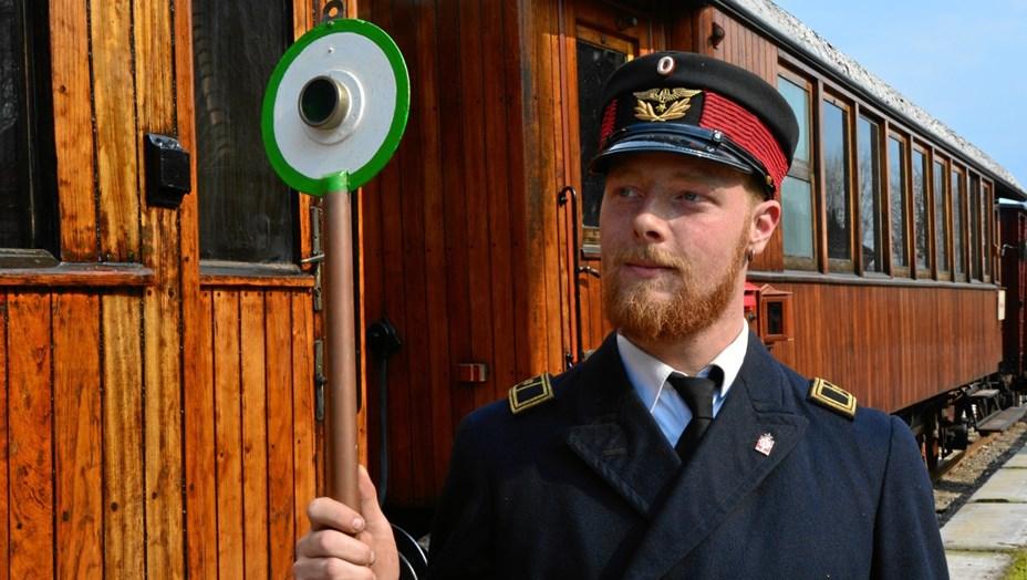 Veteranbanen klar til afgang 2. juni