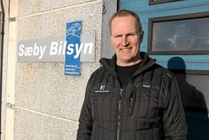 Sæby Bilsyn har fået ny leder