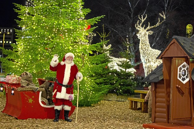 Santa Julle er blevet forhandler af Børnejulekalenderen
