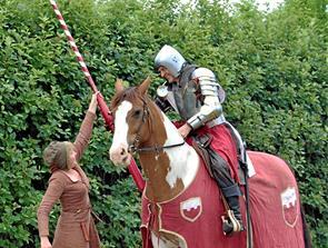 Kloster rejser tilbage til middelalderen