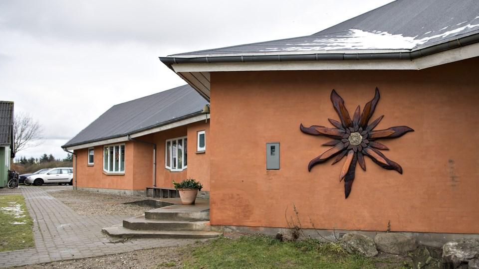 Hjørring Steinerskole. Arkivfoto: Kurt Bering