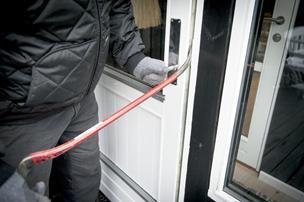 Tyv med beskidt hjem? Robotstøvsuger stjålet