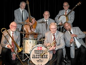 Jazz i Hirtshals med Vestre Jazzværk