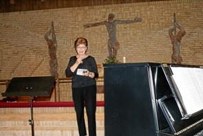Erfarne korsangere i Skalborg Kirke