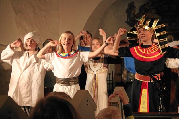 Der kom 300 publikummer til de tre forestillinger.Foto: Slava Dzhukhil