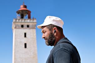 Lokal murermester skal flytte Rubjerg Knude Fyr: - Jeg har elsket det fyr hele mit liv