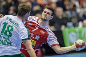 Martin Larsen skifter klub og bliver genforenet med tidligere klubkammerat