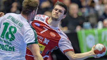 Martin Larsen skifter klub og bliver genforenet med tidligere klub kammerat