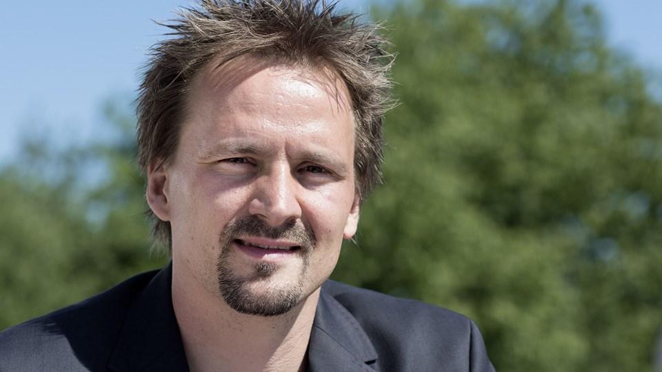 Reimar Ivnag takker af som frontfigur i Aalborg Karneval. Arkivfoto: Torben Hansen