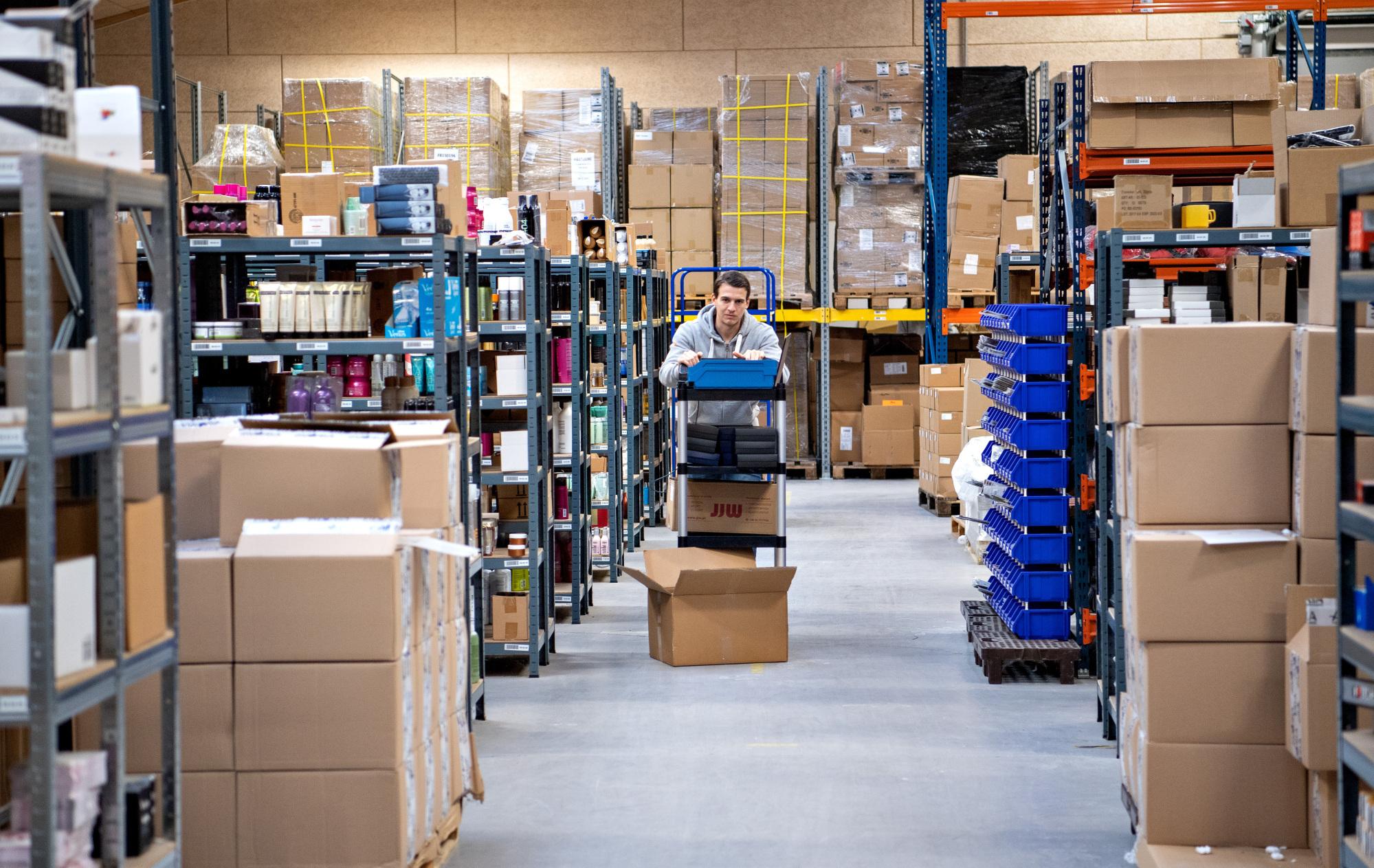 Pakker i stakkevis: Nordjysk virksomhed i vild vækst