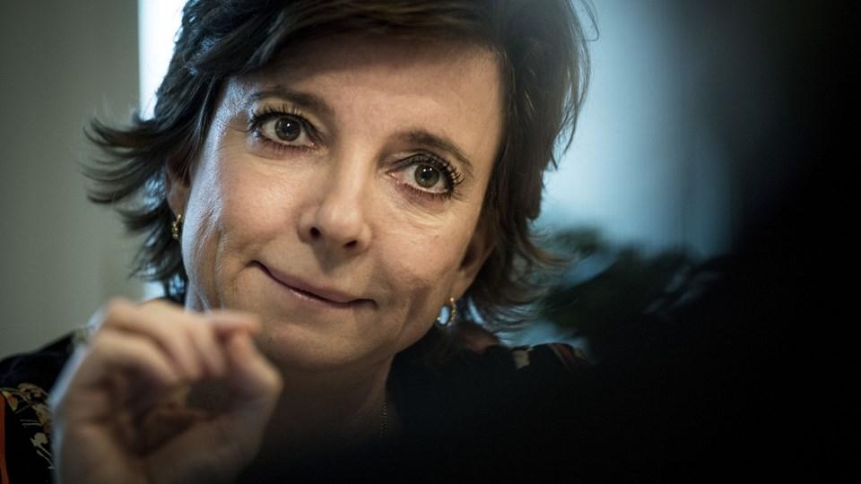 Ligestillingsminister Karen Ellemann (V) er i New York mandag og tirsdag for at tale kvindernes sag. Foto: Scanpix/Asger Ladefoged/arkiv