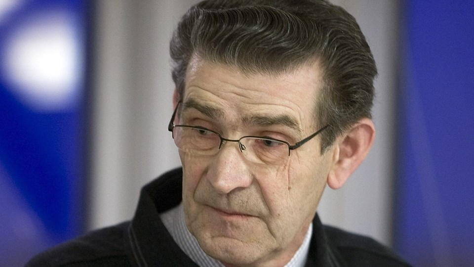 Poul Sørensen vil være tavs under erstatningssagen. Arkivfoto: Henrik Louis