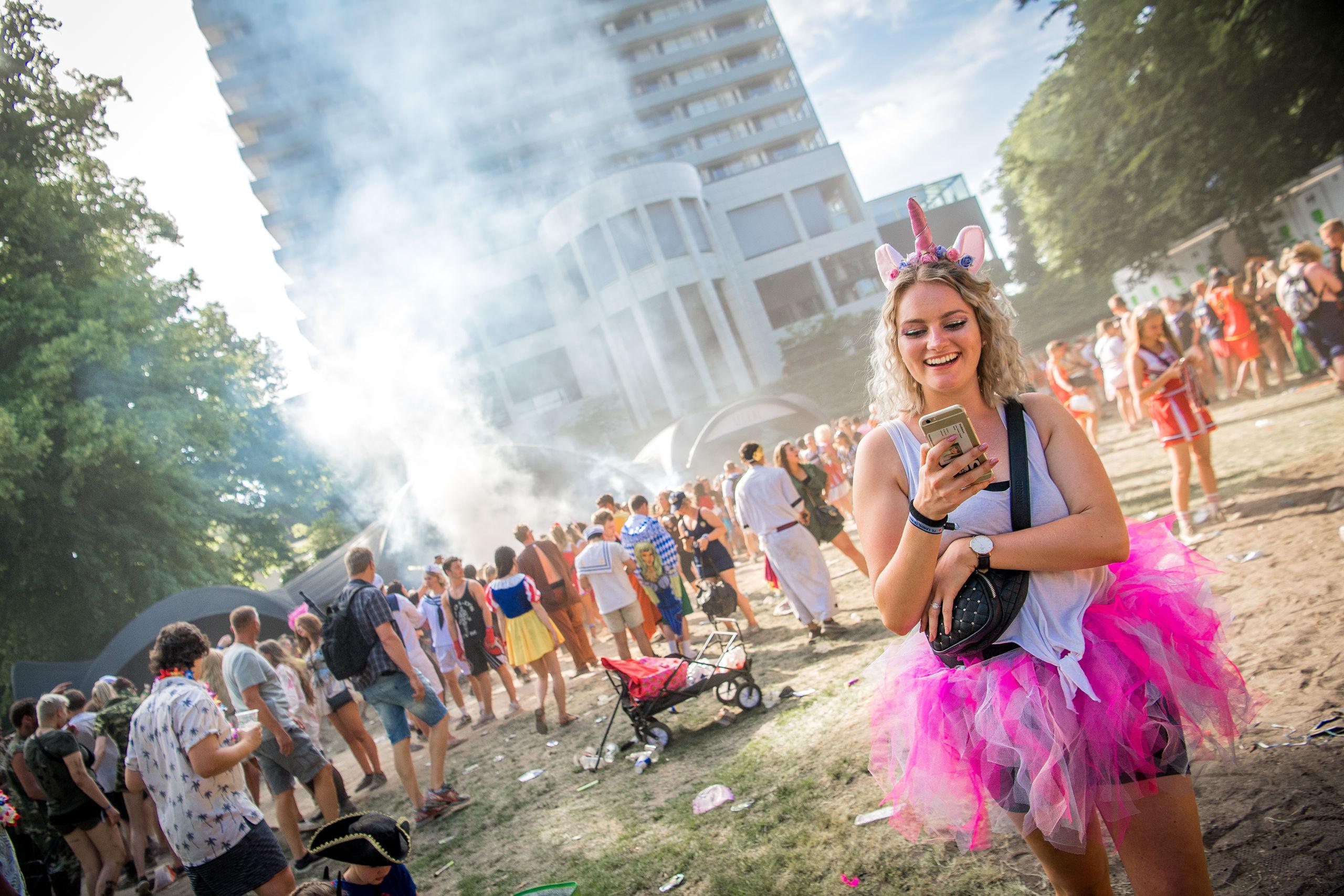 Snart går det løs: Sådan bliver vejret til karneval