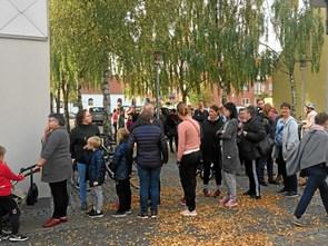 500 turpas solgt på bare tre timer i Sæby