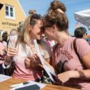 Se billederne: Rosé og høj stemning i Skagen