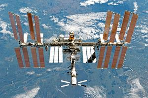 Ukraine-krisen: Astronauter kan strande i rummet