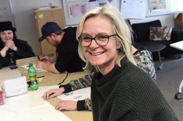 Ann Hvid Skouboe kommer fra en stilling som afdelingsleder for Kombineret Ungdomsuddannelse (KUU) på EUC Nordvest. Arkivfoto: Ole Iversen