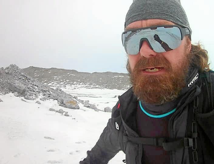 Ekstremt: Allan fra Mors løber verdens koldeste maraton