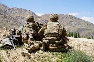 Trump vil lade 8600 soldater blive i Afghanistan
