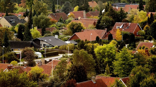 Nye boligvurderinger: Hver tiende skal betale mere skat