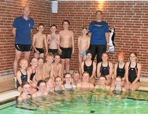 Træningssamling med Svømmeklubben SMUT