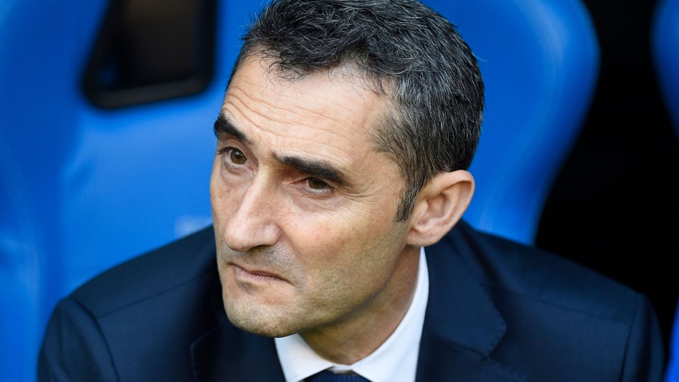 Ernesto Valverde mener, at det bedste hold vinder ligaen i Spanien. I Champions League, hvor Real Madrid er i finalen for tredje år i træk, spiller held og uheld ind. Foto: Scanpix/Miguel Riopa