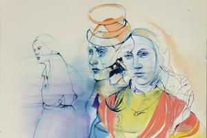 Ægtepar skænker Kunsten 55 værker