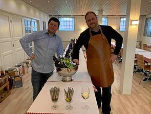 Gratis vinsmagning på Sæbygaard
