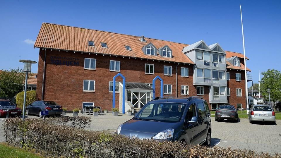 Ældrecentret Solhjem i Østerild skal fra 1. november have fælles leder med Trye i Frøstrup og Fyrglimt i Hanstholm, har social- og sundhedsudvalget besluttet. Arkivfoto