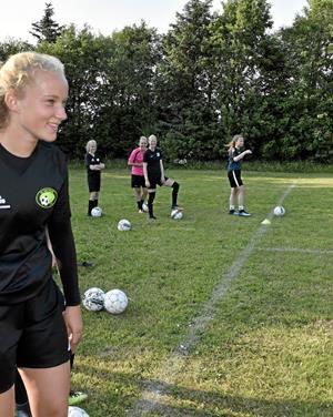 FC THY Piger kårede Årets spillere