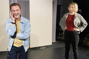 """Se billederne: """"Talent plus"""" på Limfjordsteatret"""