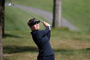 Dansk golfspiller ligger lunt i svinget til første LPGA-sejr