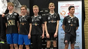 Guld og bronze medaljer til HBK ungdom